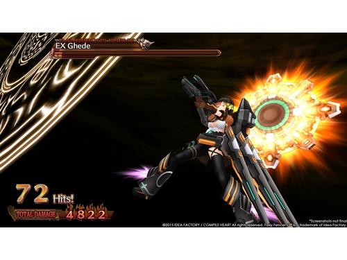 Fairy Fencer F - K01228