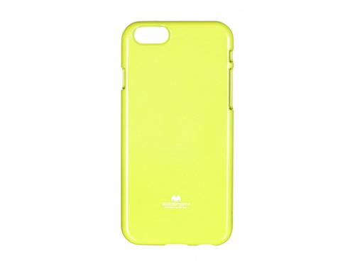 Etui JELLY CASE iPhone 6/6s limonkowy - JC-IP6-L