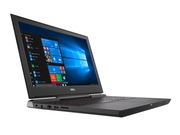 "Laptop gamingowy Dell Inspiron 7577-0065 Core i7-7700HQ 15,6"" 16GB HDD 1TB SSD 128GB Intel HD GeForce GTX1050Ti Win10"
