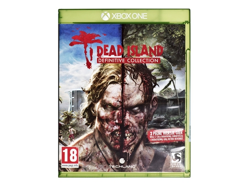 Gra XBOX ONE Dead Island Definitive Collection - 4020628844516