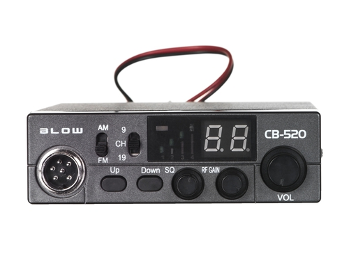 BLOW RADIO CB - 24-300#