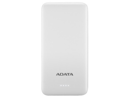 ADATA POWERBANK T10000 - AT10000-USBA-CWH