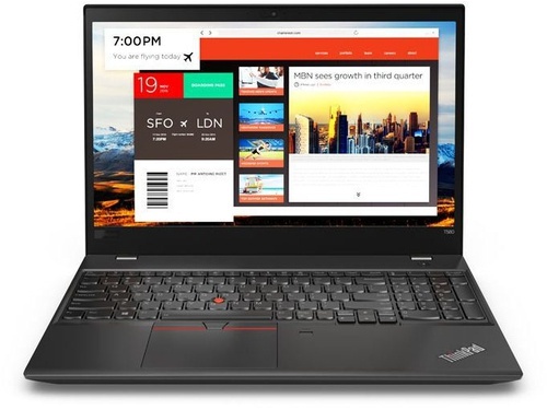 "Laptop Lenovo ThinkPad T580 20L9001YPB Core i5-8250U 15,6"" 8GB SSD 256GB Intel® UHD Graphics 620 Win10Pro"