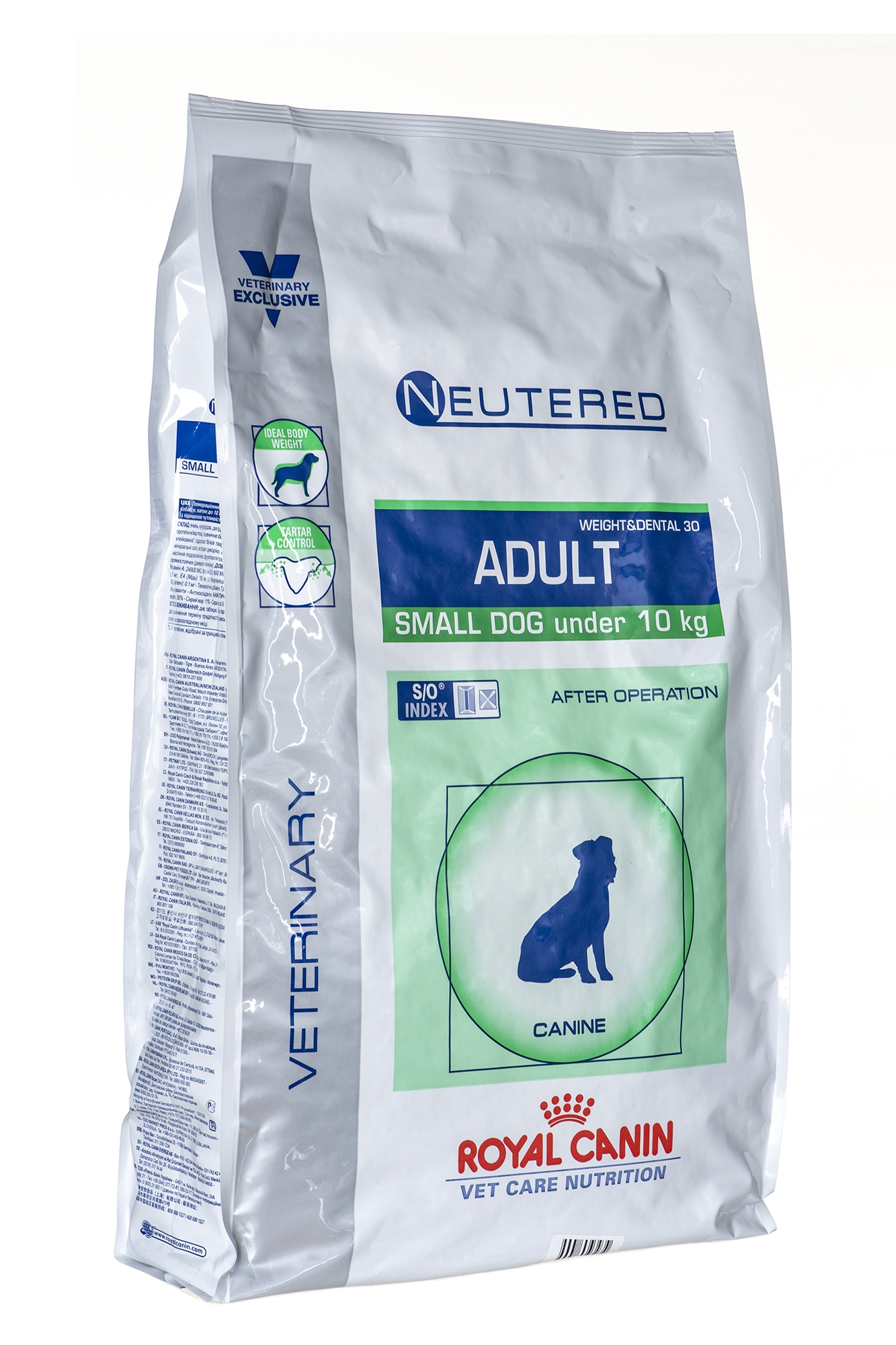 #Karma Royal Canin Neut Adult Small Dog Weight & Dent 8kg