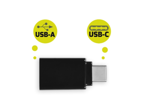 Adapter USB Type-C do USB-A - Dual Pack 900142