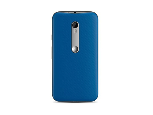 Etui Castillo Color Shell do LENOVO MOTO G 3gen Blue - ASMCALCLRBLU-M