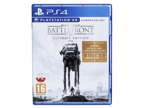 Gra PS4 Battlefront Ultimate Edition
