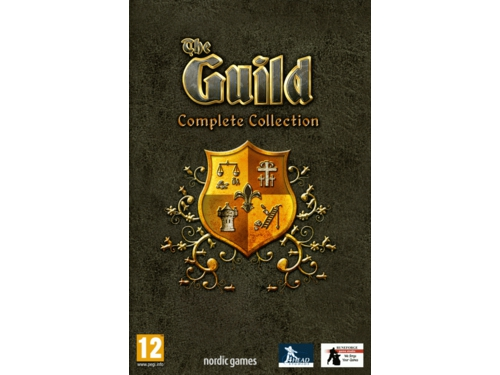 Gra PC The Guild Collection wersja cyfrowa