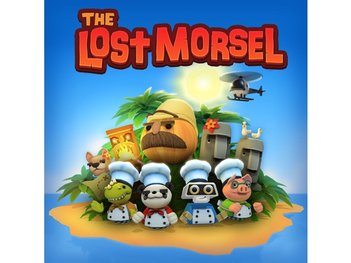 Gra PC Overcooked - The Lost Morsel wersja cyfrowa