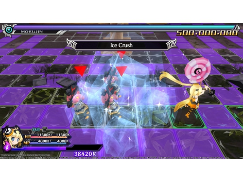 Gra PC Trillion: God of Destruction wersja cyfrowa