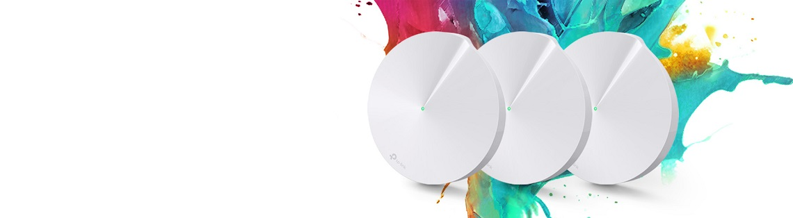 #Access Point TP-LINK DECO M5 (1-PACK)
