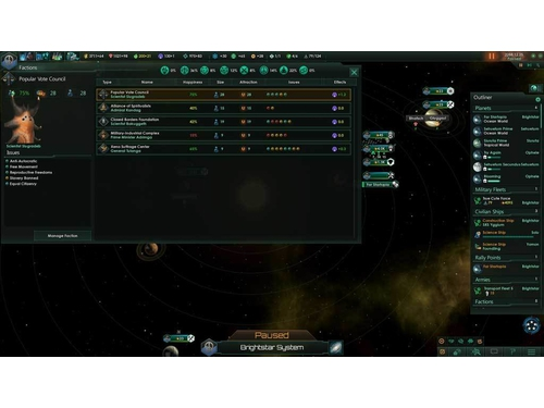 Stellaris: Utopia - DLC (PC/MAC/LX) Utopia - K00515