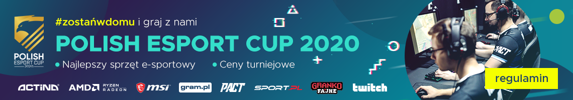 Regulamin POLISH ESPORT CUP 2020