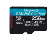 KINGSTON microSDXC Canvas Go Plus 256GB - SDCG3/256GBSP