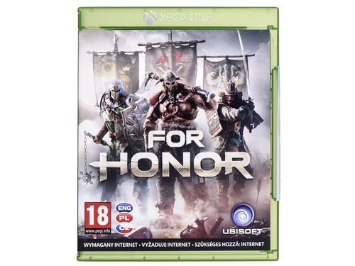 Gra Xbox One For Honor PL