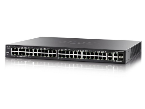 Switch Cisco SG350-52-K9-EU