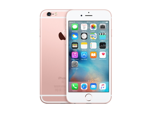 iPhone 6S 16GB Rose Gold (REMADE) 2Y - RM-IP6S-16/PK Remade / Odnowiony