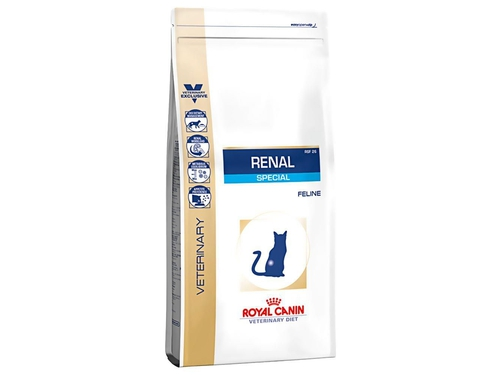 Karma Royal Canin Renal Special Cat 2kg - 3182550748155