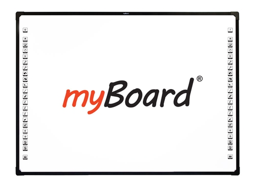 "Tablica interaktywna 79"" myBoard Black 4C NANO 7926"