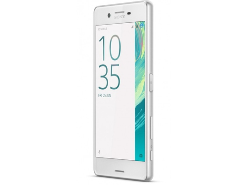Smartfon Sony Xperia X Performance 32GB LTE + powerbank 5200 + karta 16GB Biały - 1303-0703