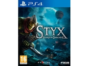 Gra PS4 Styx: Shards of Darkness wersja BOX