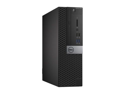 Komputer Dell OptiPlex 5050 Core i3-7100 Intel HD 4GB DDR4 DIMM HDD 500GB Win10Pro