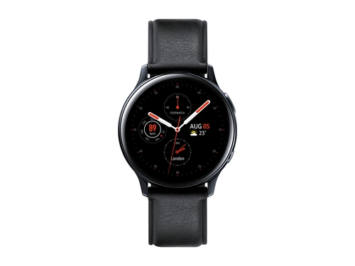 R830 Galaxy Watch Active 2 40MM SS Black