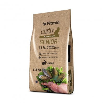 #Fitmin cat purity senior 1,5kg