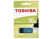 TOSHIBA FLASHDRIVE 16GB USB 2.0 HAYABUSA LIGHT BLUE - THN-U202L0160E4