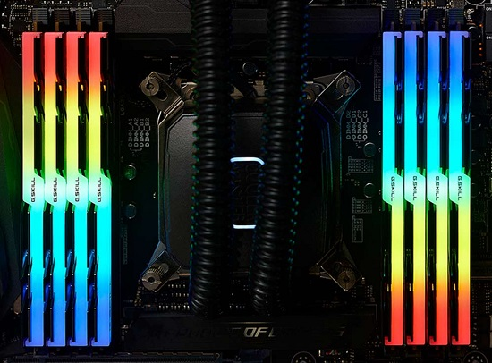 #G.SKILL DDR4 TridentZ RGB for AMD 2x8GB 3600MHz