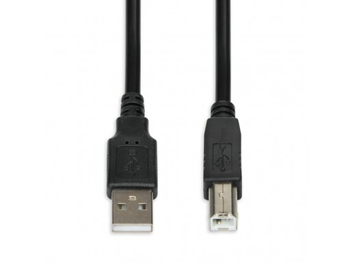 Kabel I-BOX USB 2.0 A-B M/M 1,8M do drukarki - IKU2D18