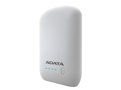 Power Bank ADATA AP10050-DUSB-5V-CWH 10050mAh USB 2.0 microUSB