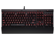 Klawiatura Corsair gaming K70 Rapidfire Mechanical-Backlit Red Led Cherry (EU) - CH-9101024-EU