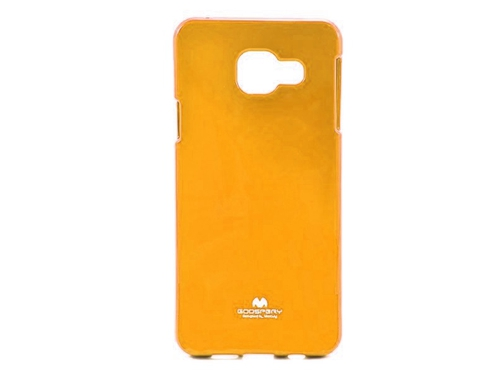Etui Jelly Case do Samsung Galaxy A3 (2016) Żółty - JC-A310-Y