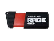 PATRIOT FLASHDRIVE RAGE 128GB 100/400MB/s USB 3.1 - PEF128GSRE3USB