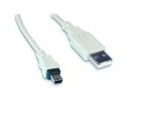 Gembird AM-BM5Pin (Canon) kabel mini USB 2.0 90cm - CC-USB2-AM5P-3