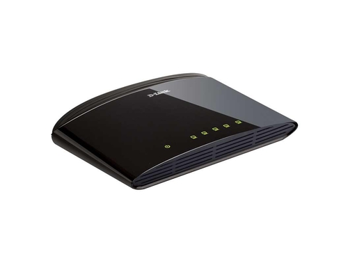 Switch D-Link DES-1005D/E 5x 10/100Mbps