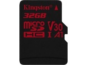 Karty pamięci MicroSD Kingston CANVAS 32GB Class 10 SDCR/32GBSP