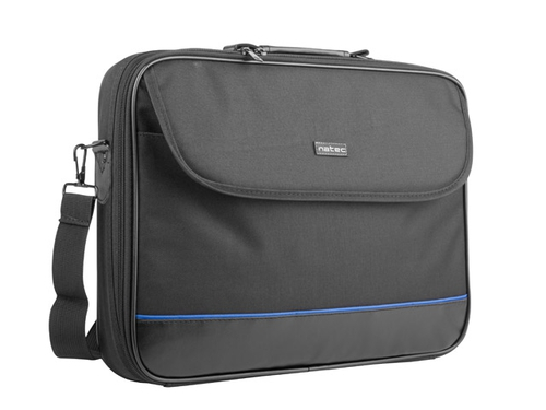 "Torba do laptopa 14,1"" NATEC Impala NTO-1176 kolor czarny"