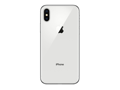 Smartphone Remade iPhone X 64GB Siilver 2Y - RM-IPX-64/SR Remade / Odnowiony
