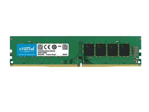 CRUCIAL DDR4 8 GB 2666MHz CL19 - CT8G4DFS8266