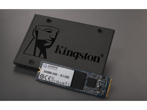 KINGSTON DYSK SSD 480G A400 M.2 2280 - SA400M8/480G