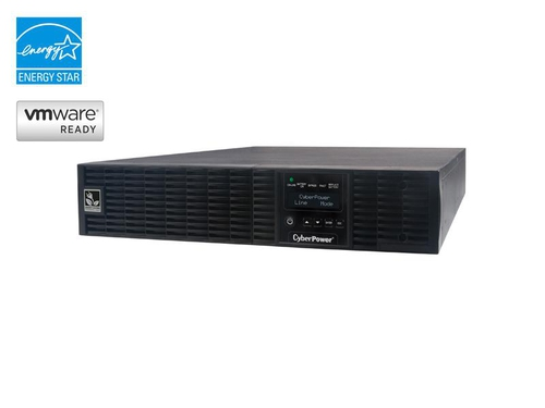 CyberPower UPS OL2000ERTXL2U ( Rack/Tower, 2000VA, 1600W, 8xIEC)