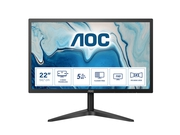 "MONITOR AOC LED 21,5"" 22B1HS"