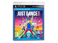 Gra Ps3 Just Dance 2018 - 3307216017394