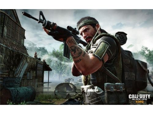 Gra Mac OSX PC Call of Duty: Black Ops (MAC)