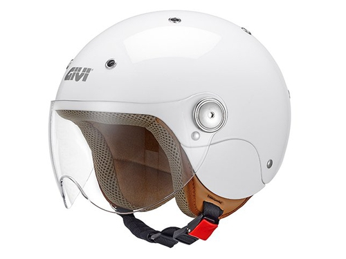 GIVI KASK HPS JUNIOR 3 BIAlY 50 / JS - GIHJ03BB91050