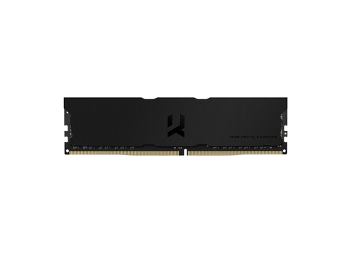 GOODRAM DDR4 16GB Dual Channel 3600 CL18 Deep Black - IRP-K3600D4V64L18S/16GDC