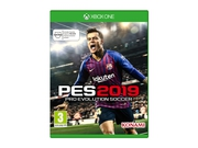 Gra Xbox One wersja BOX Pro Evolution Soccer 2019 4012927112793