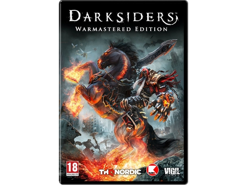 Darksiders Warmastered Edition - wersja cyfrowa - K00224